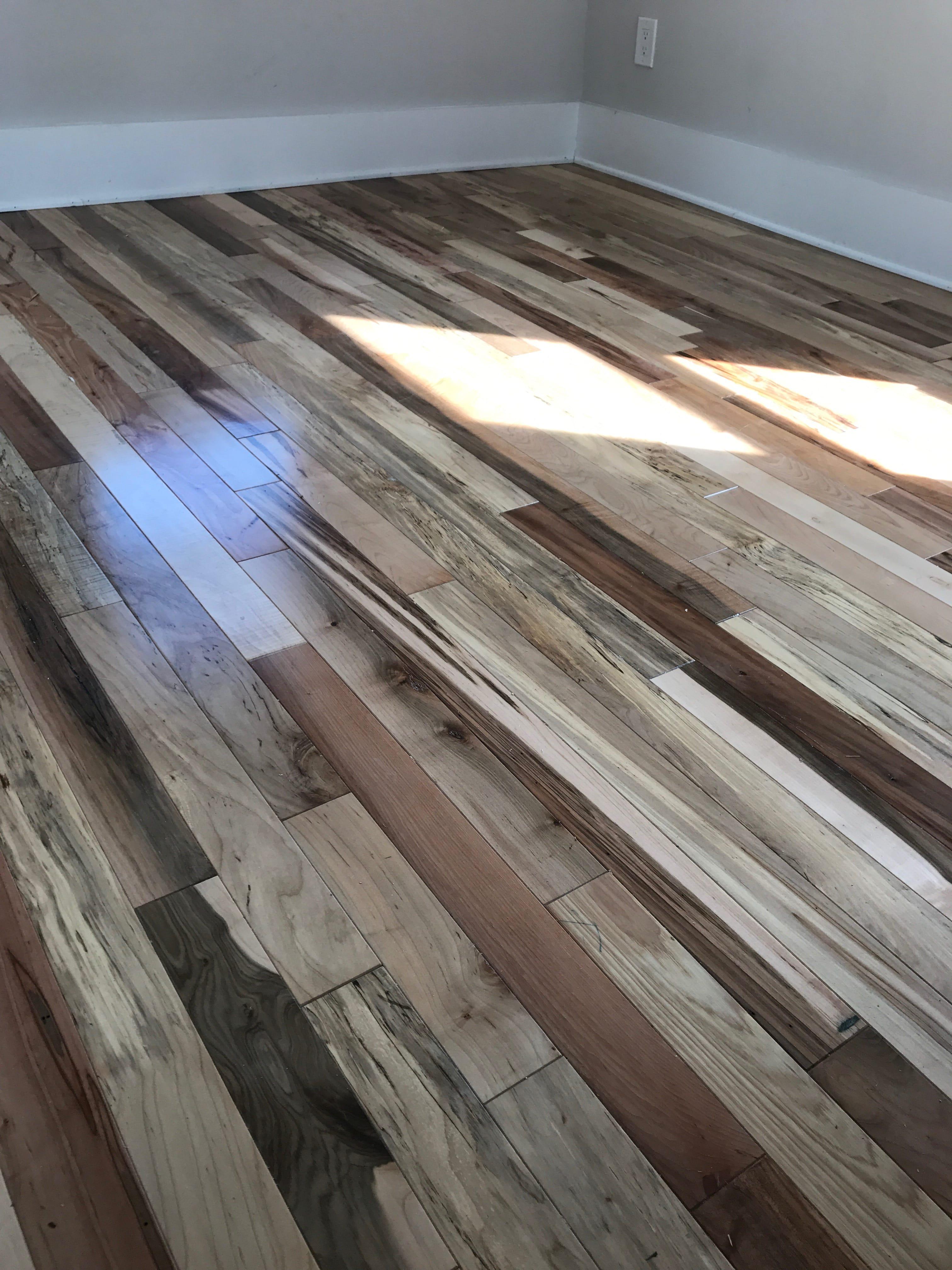 3 Quot Utility Natural Maple District Floor Depot