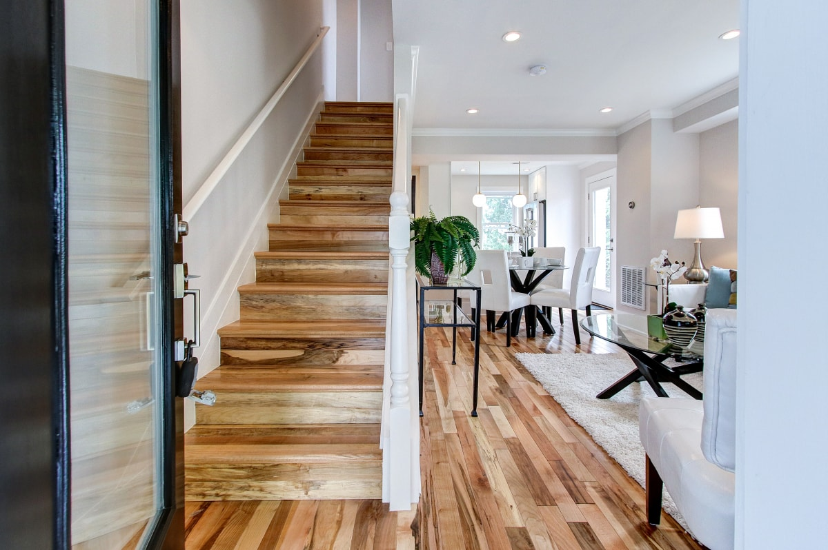 3 Quot Utility Natural Maple Deanwood Project District Floor