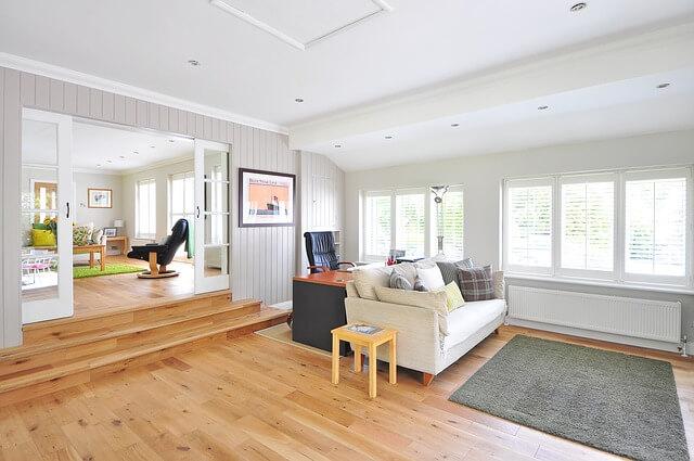 Polyurethane for flooring