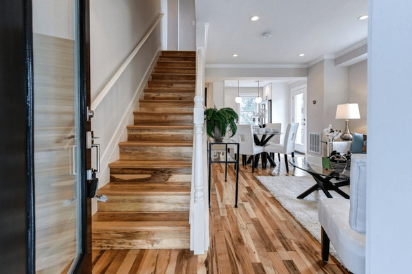 value of new hardwood flooring