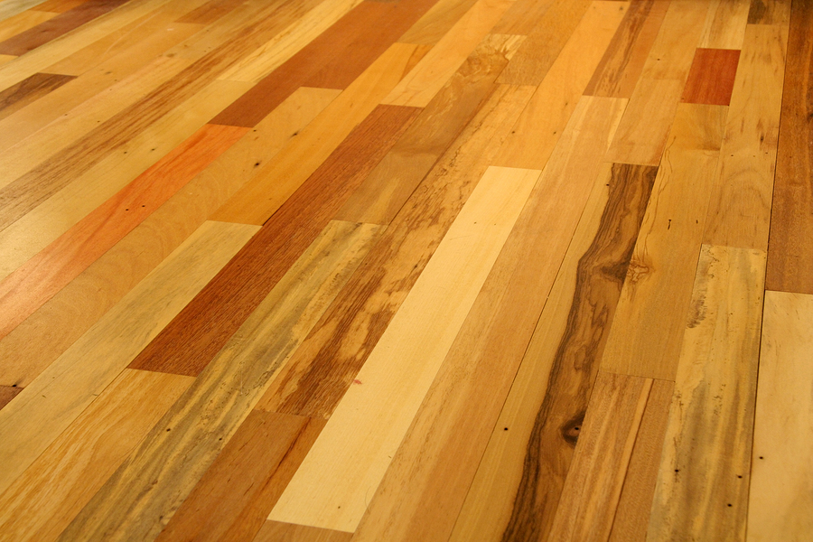 Light Hardwood Floor options at District Floor Depot