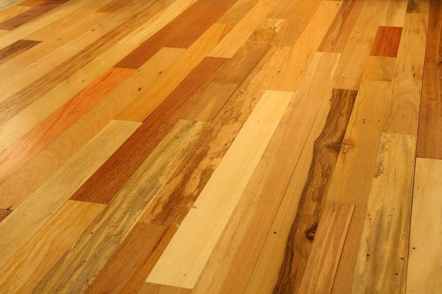 Light Hardwood Floor options at District Floor Depot