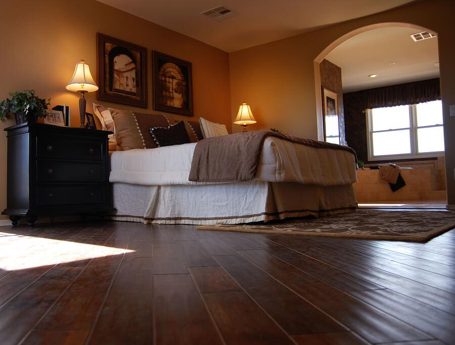 luxury Dark Hardwood Floors