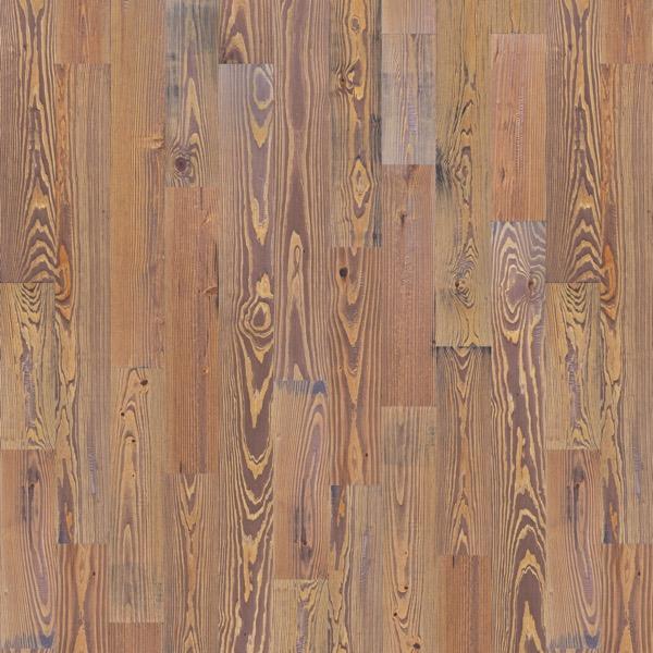 """5 1/8"""" All American Scraped Chestnut Pine 1"""