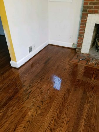 Oak Restoration 2