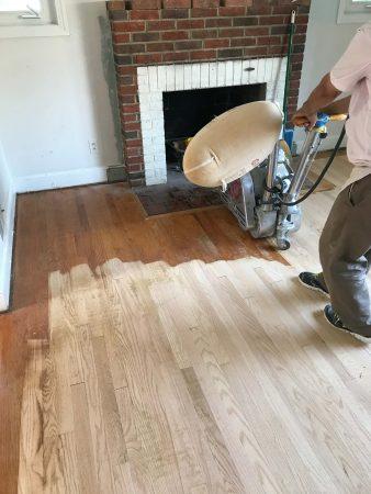 Oak Restoration 5