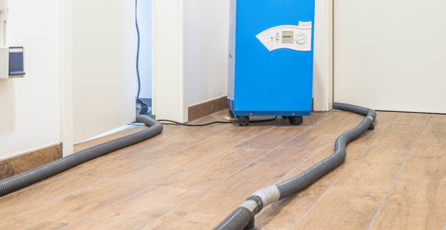How Water Damages Hardwood Floors