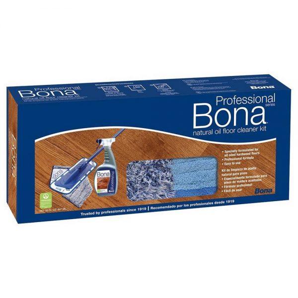 Bona Natural Oil Floor Cleaner Kit 1