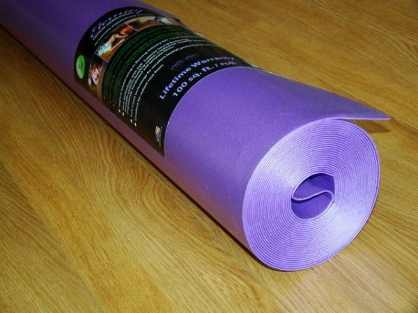 Standard Underlayment Tranquility 100 Sq/Ft 2