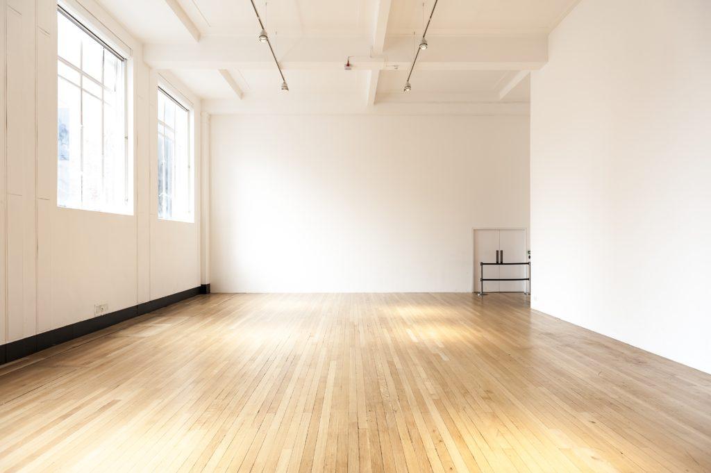 modern wood floor