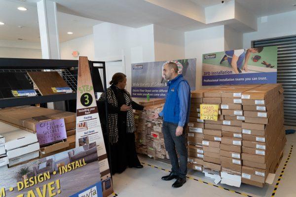 Flooring Showroom In Southeast Washington, DC 4