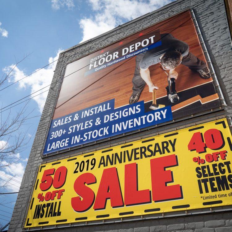 Discount Hardwood Flooring & Showroom