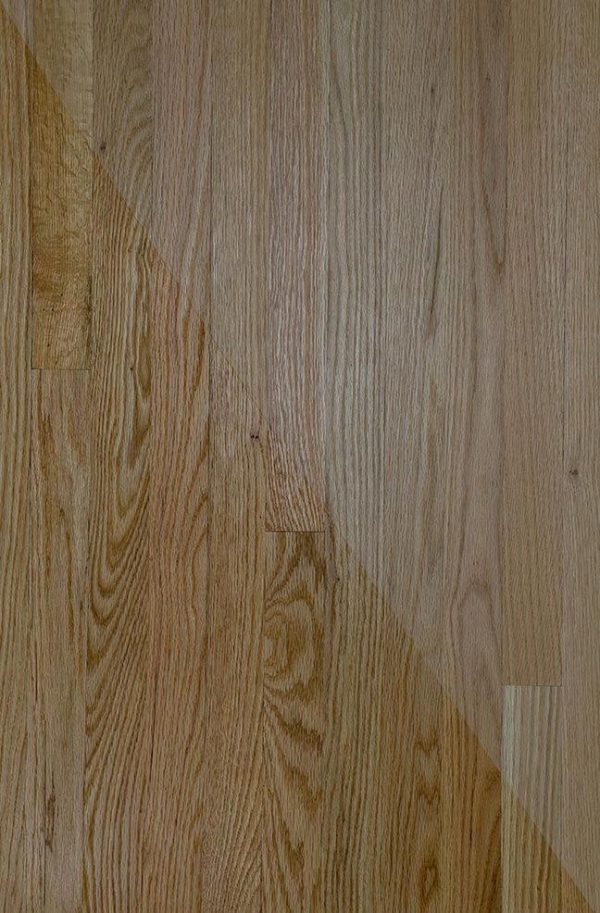 Red Oak Select & Better Unfinished 1