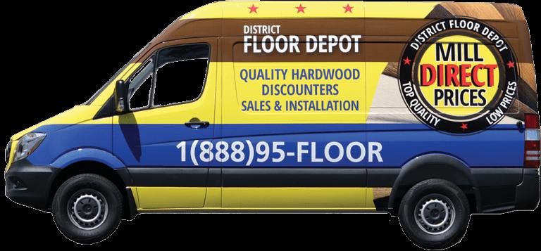 district-floor-depot-van