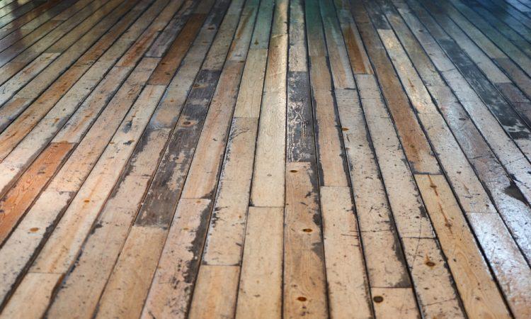 creaky floor boards