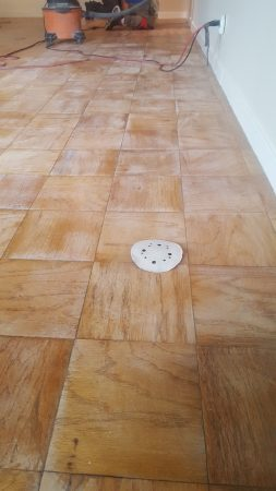 "5 1/4"" Natural Brazilian Teak Engineered 6"