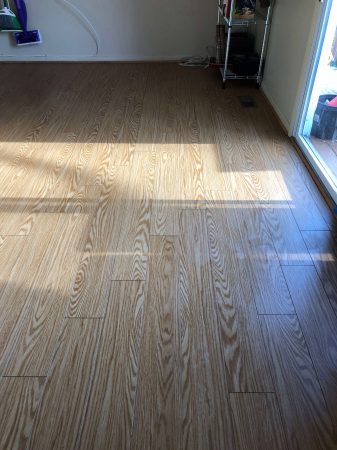 Red Oak LVP Vinyl Glue Down 5