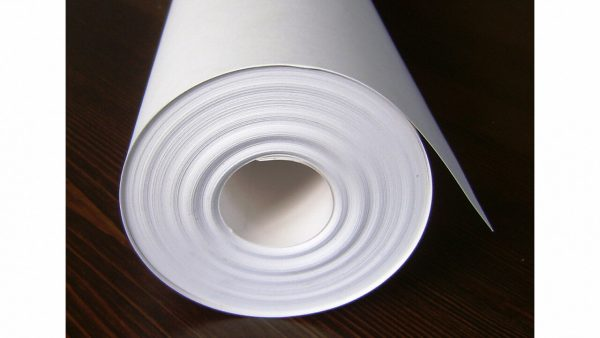 White Silicone Vapor Paper 400 Sq/Ft 1