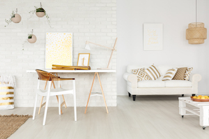 keep your hardwood floors looking nice
