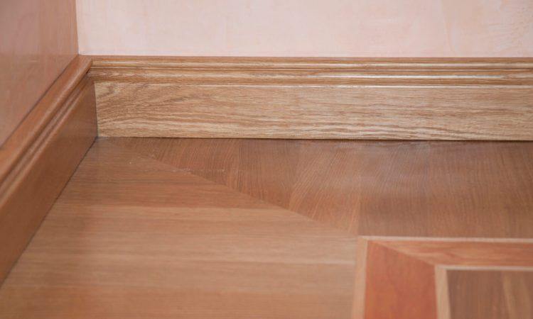 wood shoe based molding