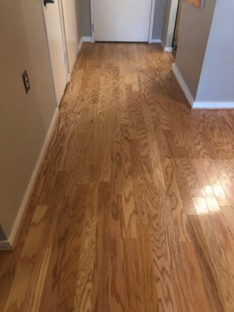 "3"" Engineered Oak Partial Replacement 19"