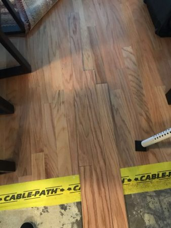 "3"" Engineered Oak Partial Replacement 21"
