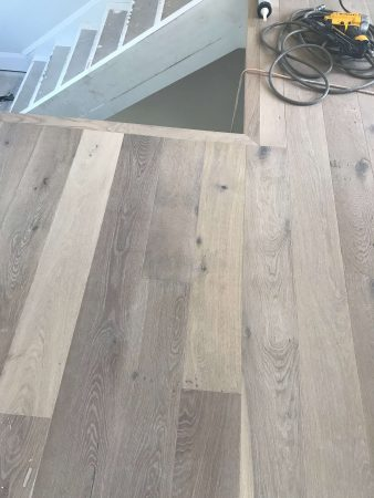 "6"" Stone Engineered Oak 18"