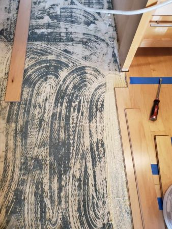 Natural Engineered Maple Replacement 19