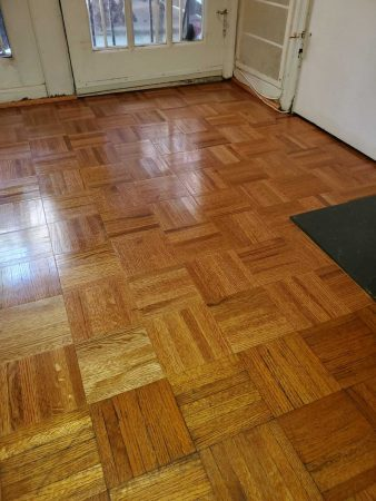 Parquet Repair & Replacement 2