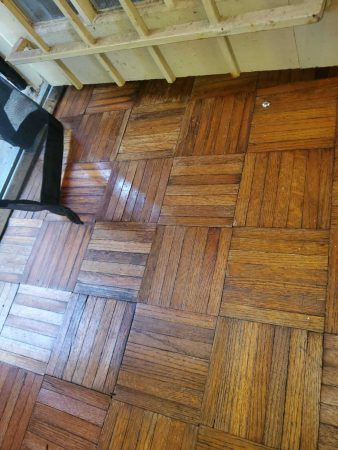 Parquet Repair & Replacement 3