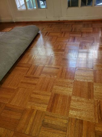 Parquet Repair & Replacement 4