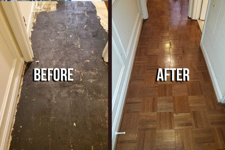 Parquet Repair & Replacement 19