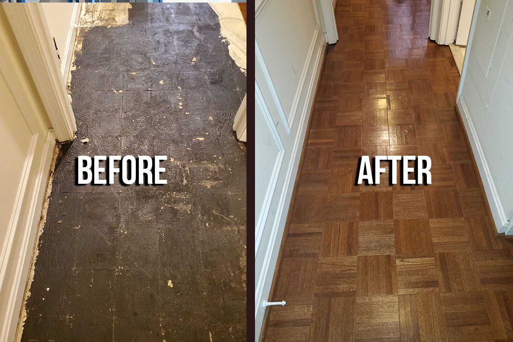 District Floor Depot - Parquet Repair