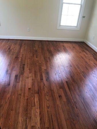 Sand & Refinish Oak Gunstock 21