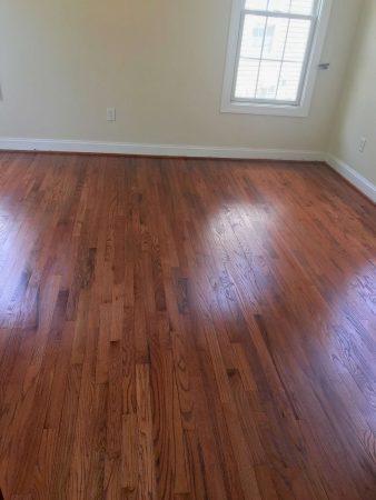 Sand & Refinish Oak Gunstock 16