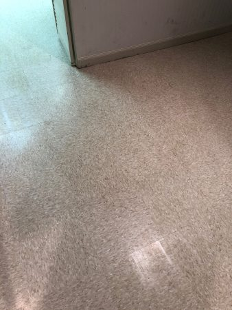 VCT Tile Repair & Replacement 10