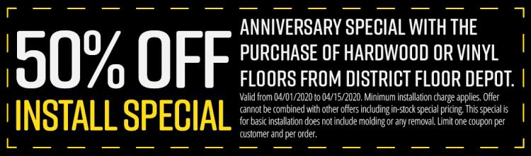Hardwood Floors Sale 2