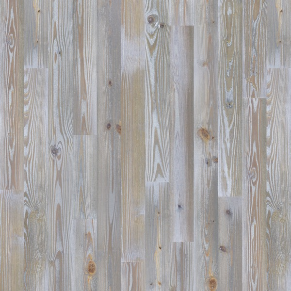 "5 1/8"" All American Scraped Antique Gray Pine 1"