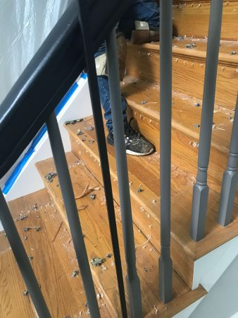 Staircase Refinishing 14