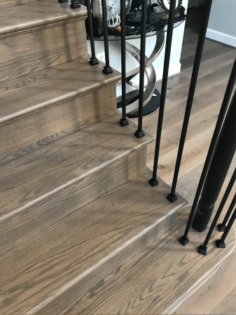 Staircase Refinishing 17