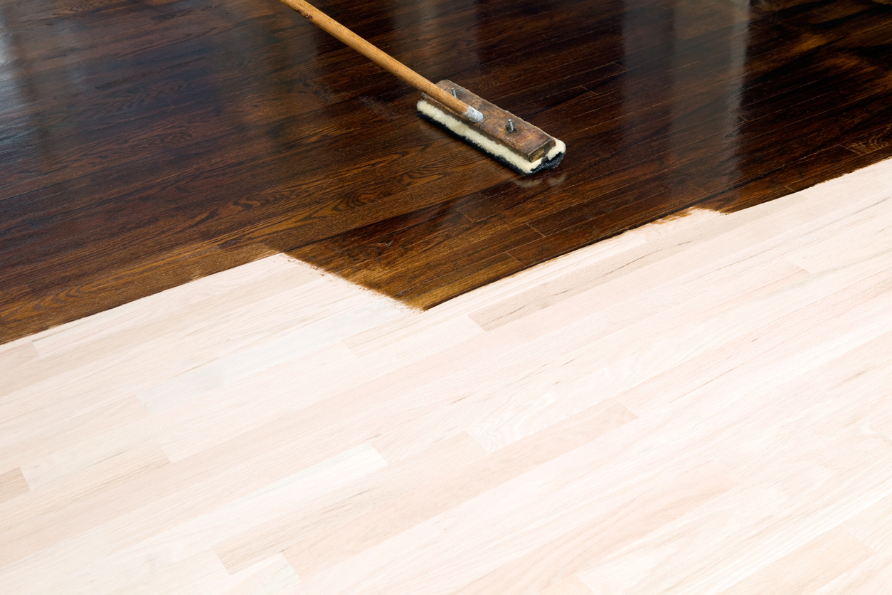 Hardwood Floors: A Staining and Color Primer