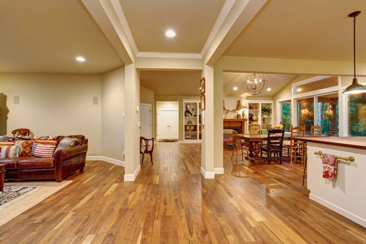 10 Differences between Engineered Hardwood Floors and Solid Hardwood Floors