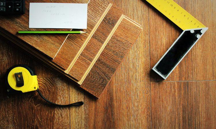 planning wood floor