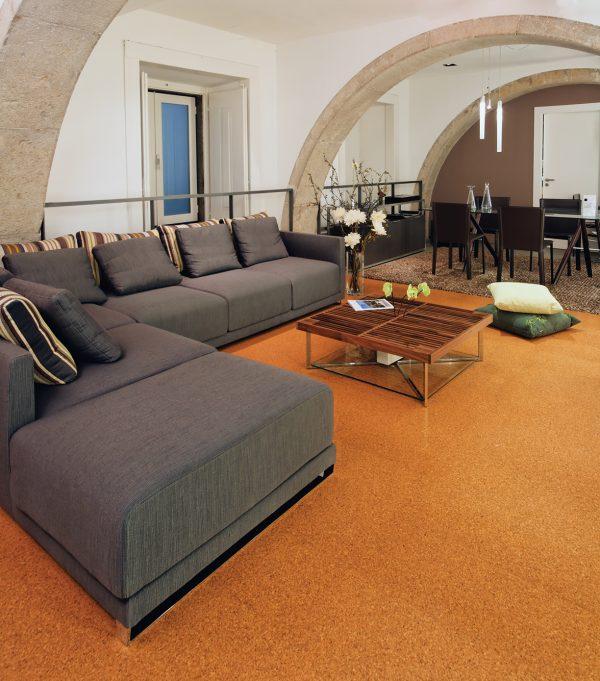 Apollo Natural Cork Flooring 2