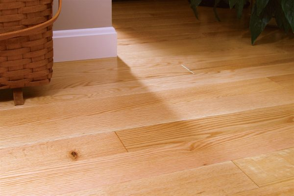 """5"""" Northern Red Oak Clear 1"""