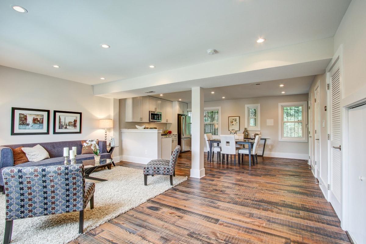 pine distressed hardwood flooring